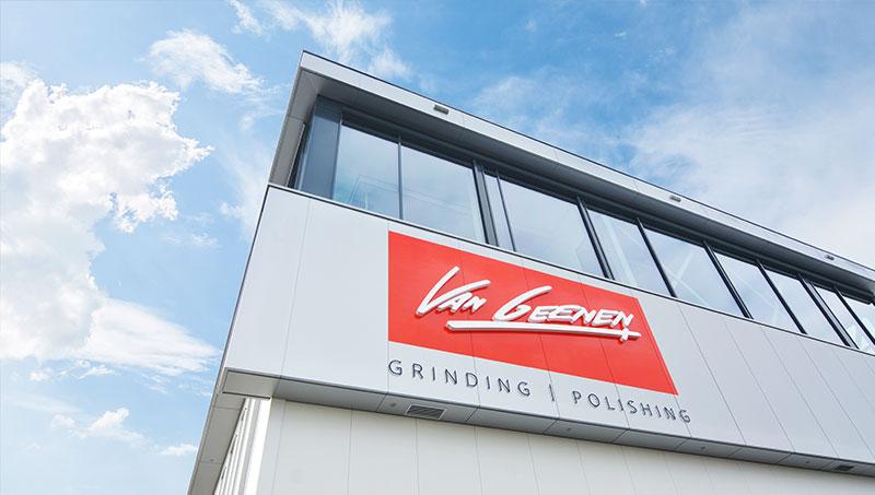 History Van Geenen further development