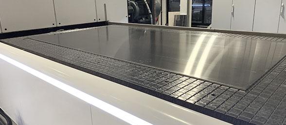 Precision grinding Titanium
