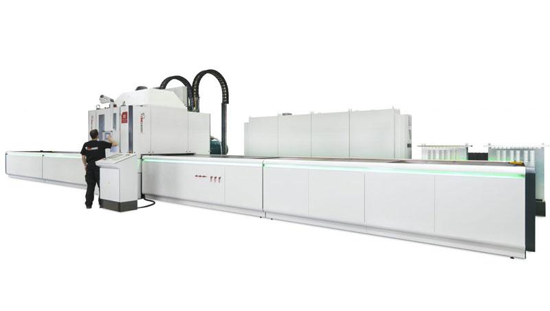 Precision grindingmachine Timesavers 81 series