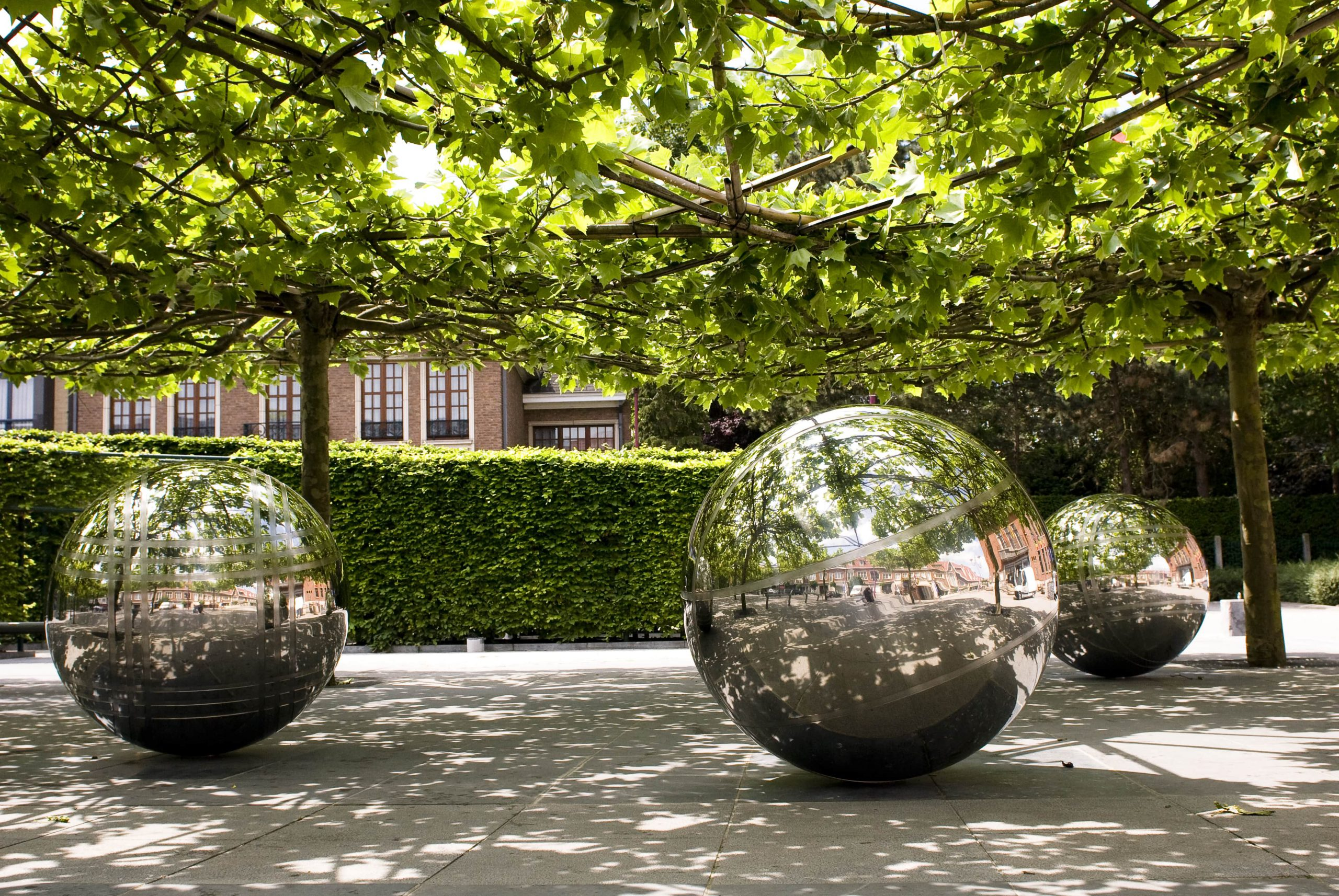 Stainless steel mirror polished Balls