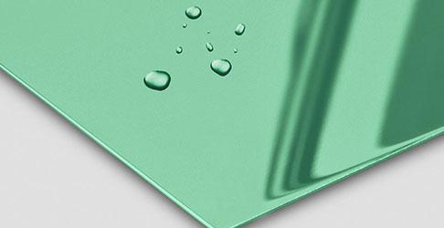 Super Mirror No 8 Mint Green nanoINOX