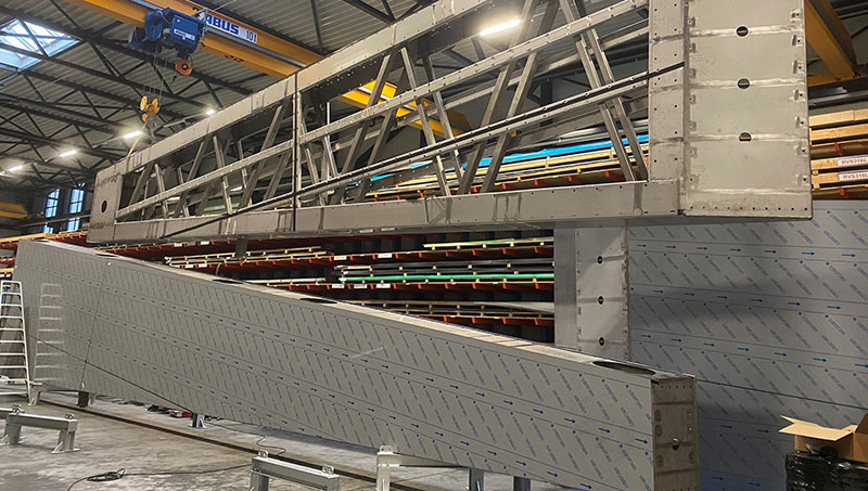 Stainless Steel Inner Construction.